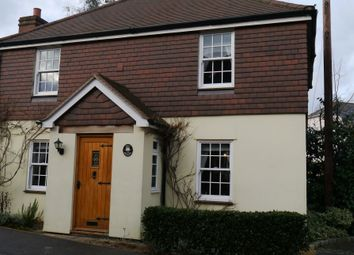 Thumbnail 3 bed detached house for sale in Upper Mill, East Malling