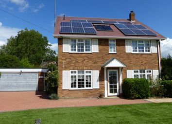 Thumbnail 4 bed detached house for sale in Hedsor Road, Bourne End