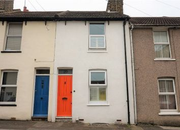 Thumbnail 2 bed terraced house for sale in Baker Street, Rochester