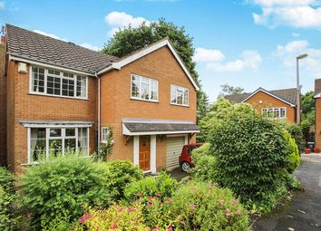 Thumbnail 4 bed detached house for sale in Kennet Drive, Congleton