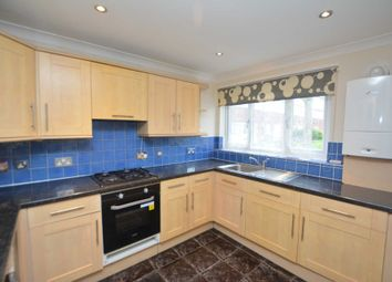 Thumbnail 3 bed terraced house to rent in Franklins Croft, Wolverton, Milton Keynes