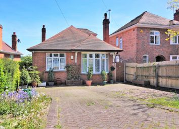 Thumbnail 4 bed detached bungalow for sale in Leicester Road, Loughborough