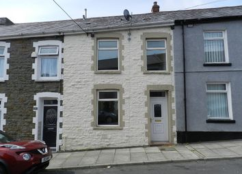 Thumbnail 3 bed terraced house for sale in 2 Jones Street Clydach Vale, Tonypandy