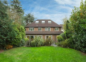 Thumbnail 5 bed detached house for sale in Cherry Tree Road, Farnham Royal, Buckinghamshire