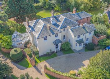 Thumbnail 6 bed detached house for sale in Croquet Gardens, Wivenhoe, Colchester