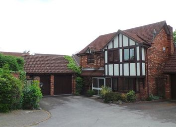 Thumbnail 4 bed detached house for sale in Schoolacre Rise, Streetly, Sutton Coldfield