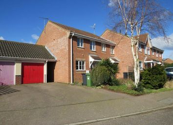 Thumbnail 2 bedroom property to rent in Wharton Drive, North Walsham