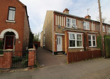 Thumbnail 3 bed end terrace house for sale in Queens Walk, Peterborough
