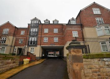 Thumbnail 2 bed flat for sale in Great Willow Court, Derby