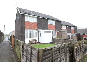 Thumbnail 2 bed semi-detached house to rent in Heathcroft Vale, Beeston, Leeds