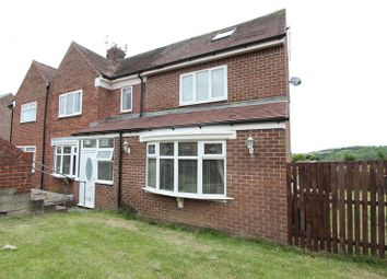 Thumbnail 3 bedroom semi-detached house for sale in Maple Avenue, Silksworth, Sunderland