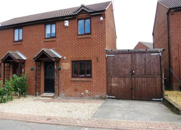 Thumbnail 2 bedroom semi-detached house for sale in Penlands Crescent, Leeds