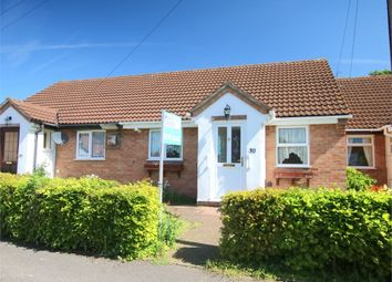 Thumbnail 2 bed terraced bungalow for sale in Field Close, Alconbury, Huntingdon