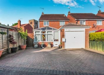 Thumbnail 3 bed detached house for sale in Bourne Brook Close, Fillongley, Coventry, Warwickshire