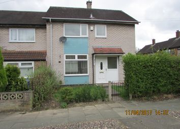 Thumbnail 2 bedroom end terrace house to rent in Blyton Way, Denton