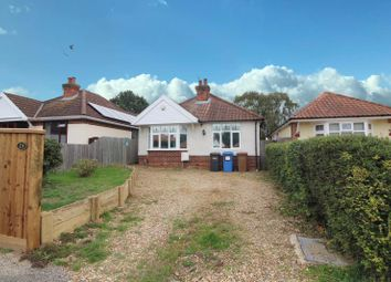 Thumbnail 2 bed bungalow to rent in Temple Road, Ipswich