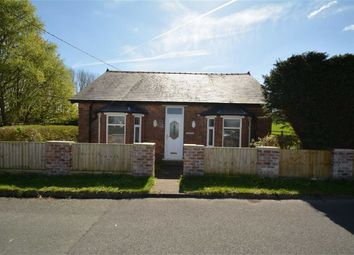Thumbnail 3 bedroom detached bungalow to rent in Mold Road, Ewloe Green, Deeside