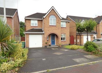 Thumbnail 4 bed detached house for sale in Teil Green, Fulwood, Preston