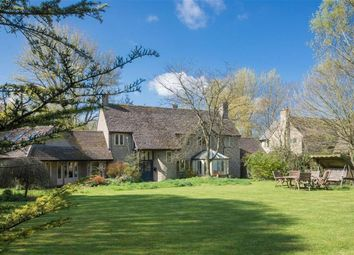 Thumbnail 6 bed detached house for sale in Akeman Street, Combe, Witney