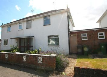 Thumbnail 3 bed semi-detached house for sale in South Ham, Basingstoke, Hampshire