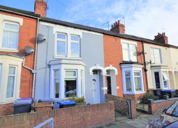 Thumbnail 2 bed terraced house to rent in Rothersthorpe Road, Far Cotton