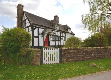 Thumbnail 2 bed semi-detached house for sale in Sutton, Market Drayton