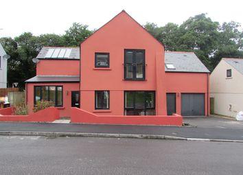 Thumbnail 5 bed detached house for sale in Duffryn Oaks Drive, Pencoed, Bridgend, Bridgend.