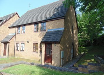 Thumbnail 1 bedroom flat for sale in Gander Close, Weldon, Corby