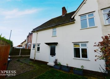 Thumbnail 3 bed semi-detached house for sale in Heathfield Road, Uttoxeter, Staffordshire