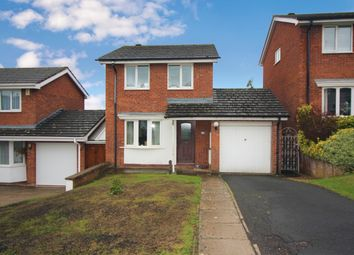 3 bed detached house for sale in Stoke Valley Road, Exeter EX4