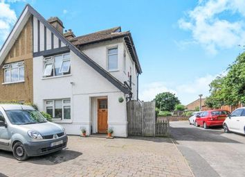 Thumbnail 3 bed end terrace house for sale in Longfield Lane, Cheshunt, Waltham Cross, Hertfordshire