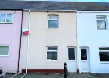 Thumbnail 2 bedroom terraced house for sale in Holly Road, Weymouth