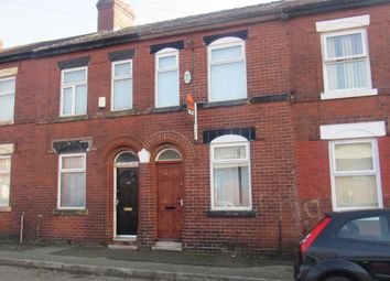Thumbnail 2 bedroom terraced house to rent in Wembury Street North, Manchester