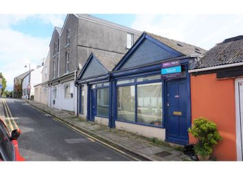 Thumbnail 1 bed block of flats for sale in Commercial Street, Gunnislake
