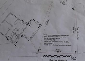 Bodmin, Cornwall PL31. Land for sale