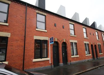 Thumbnail 2 bedroom terraced house for sale in Reservoir Street, Salford