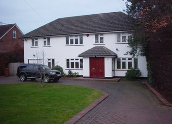 Thumbnail 5 bed detached house to rent in Wolsey Road, Moor Park, Northwood