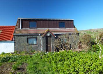 Thumbnail 4 bed semi-detached house for sale in Murrion, Eshaness, Shetland