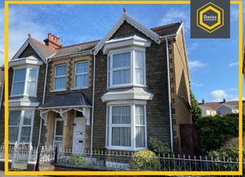 Thumbnail 3 bed semi-detached house for sale in Coleshill Terrace, Llanelli