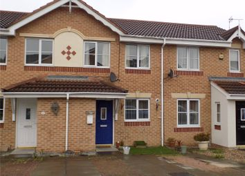 Thumbnail 2 bed terraced house for sale in Woodbridge Close, Heanor, Derbyshire