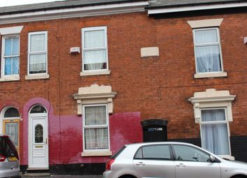Thumbnail 4 bedroom terraced house for sale in Anglesey Street, Lozells