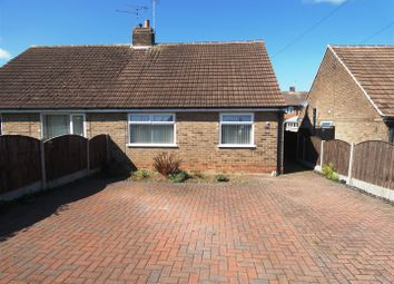 2 bed semi-detached bungalow to rent in Stanhope Road, Mickleover, Derby DE3