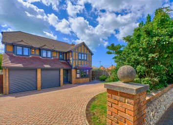 Thumbnail 5 bed detached house for sale in Belgrave Road, Seaford