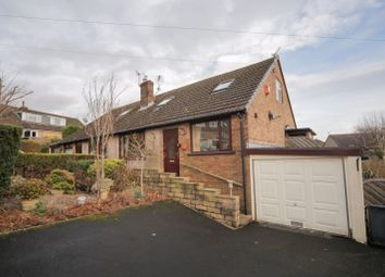 Thumbnail 4 bed semi-detached house for sale in Greystones Drive, Fence, Burnley