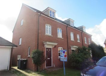 Thumbnail 3 bed semi-detached house to rent in Winterton Close, Stamford, Lincolnshire