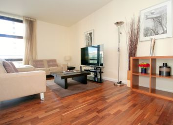 Thumbnail 1 bedroom flat for sale in South Quay Square, London