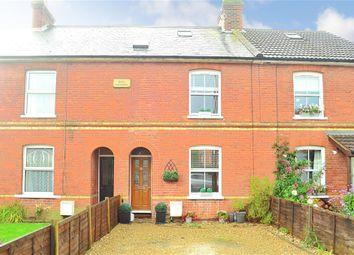 Thumbnail 3 bed terraced house for sale in Tonbridge Road, Hildenborough, Tonbridge, Kent