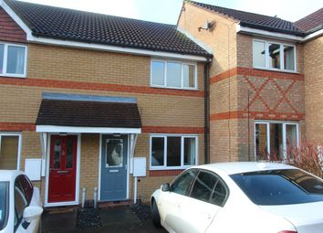 Thumbnail 2 bedroom terraced house for sale in Yeats Close, Braunstone, Leicester