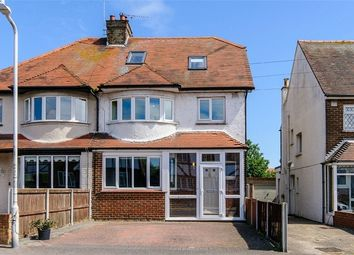 Thumbnail 4 bed semi-detached house for sale in Rosemary Avenue, Broadstairs