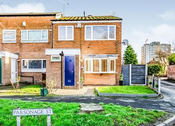 Thumbnail 3 bedroom end terrace house for sale in Parsonage Street, Heaton Norris, Stockport, Cheshire